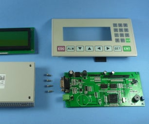 How to Open and See What's Inside an HMI OP 320 Teardown