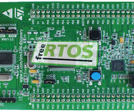 Setting Up FreeRTOS From Scratch on STM32F407 Discovery Kit