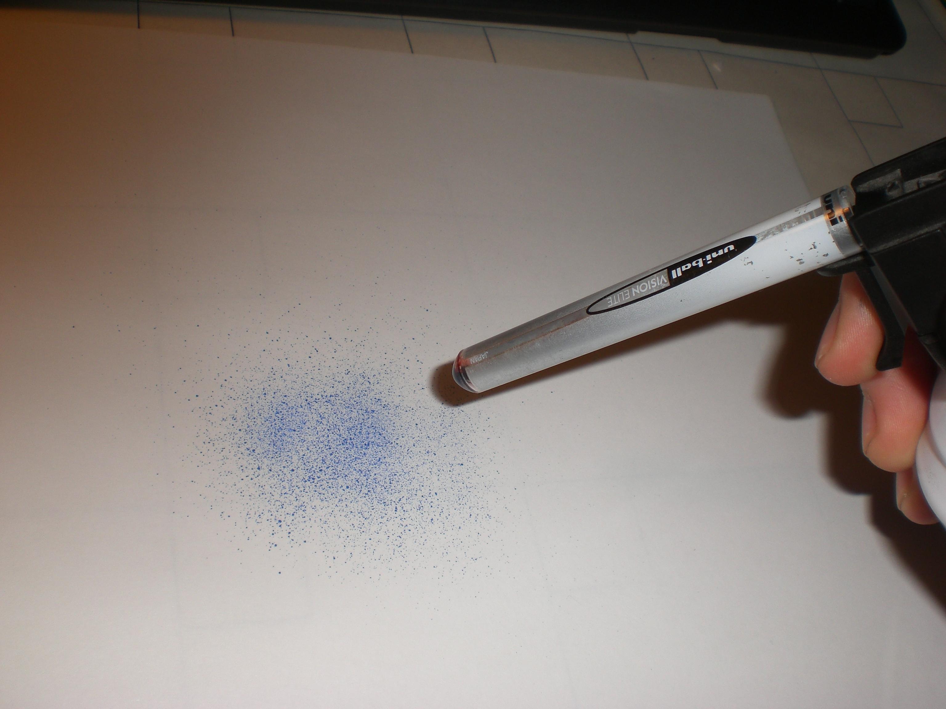 Pocket-Sized Spray Paint