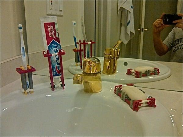 Knex Bathroom Set