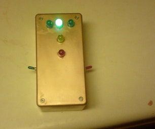 Traffic Lights Kit + XXL Green LED Blinker Kit in One Box With One Battery!