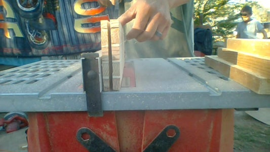 Cutting Panels to Final Size