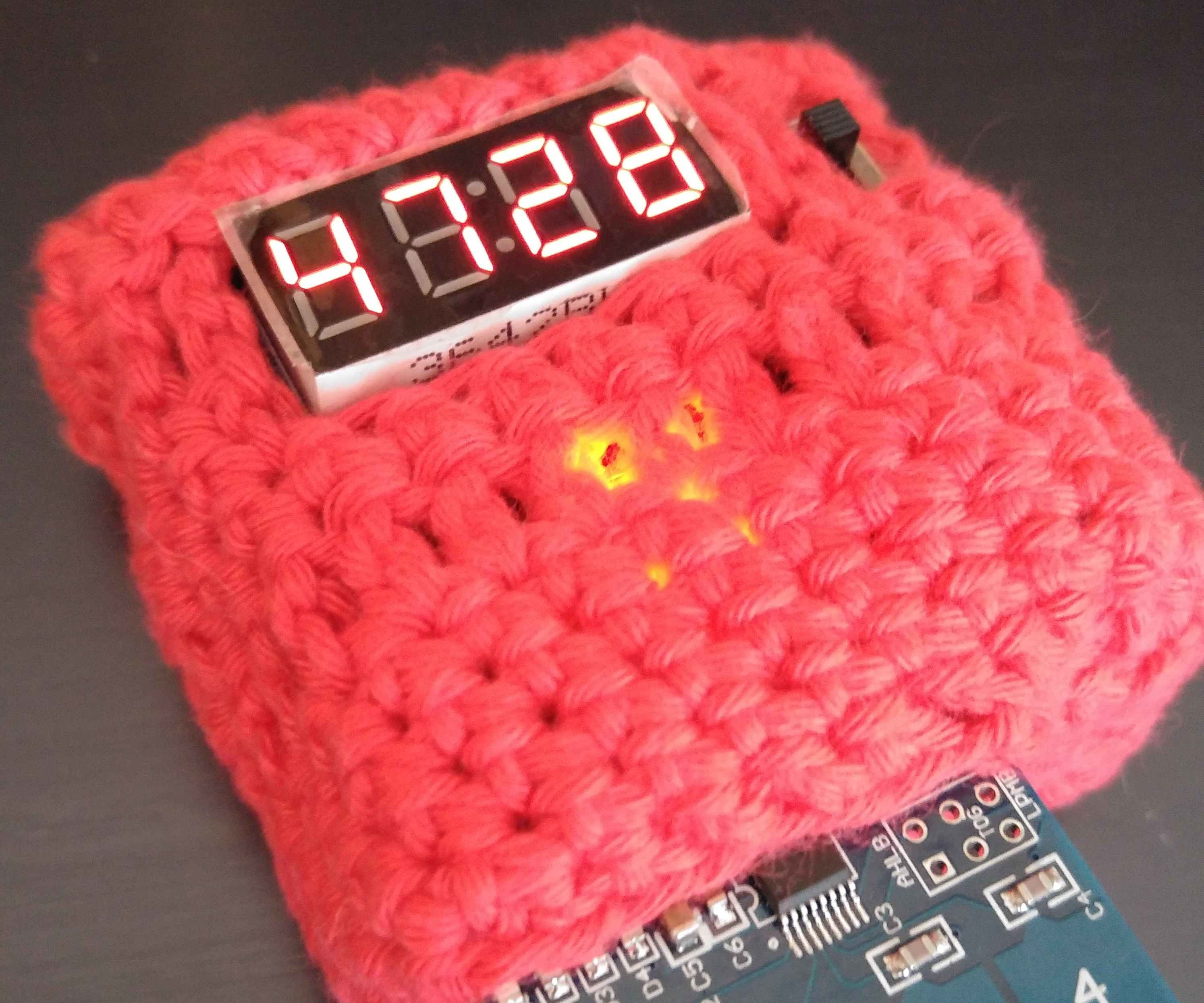 Hand-held lottery number generator and temperature and humidity meter