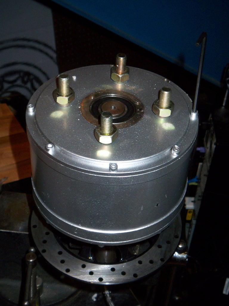Wheel Mounting