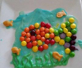 Skittles Under the Sea