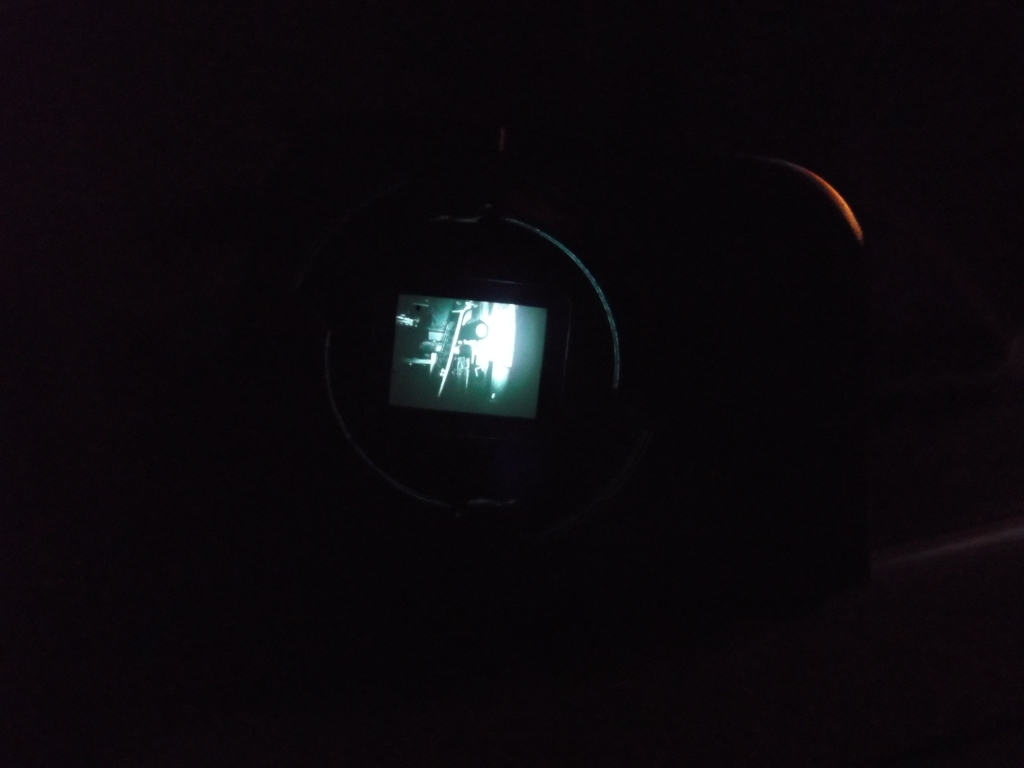 Yet another simple nightvision
