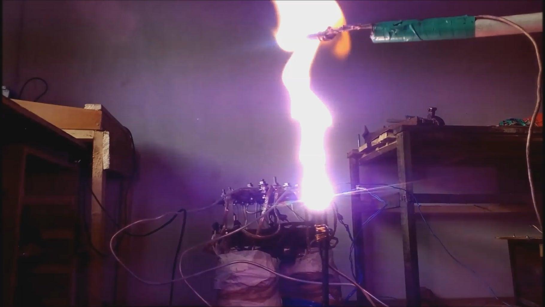 Home Wound High Voltage Transformer