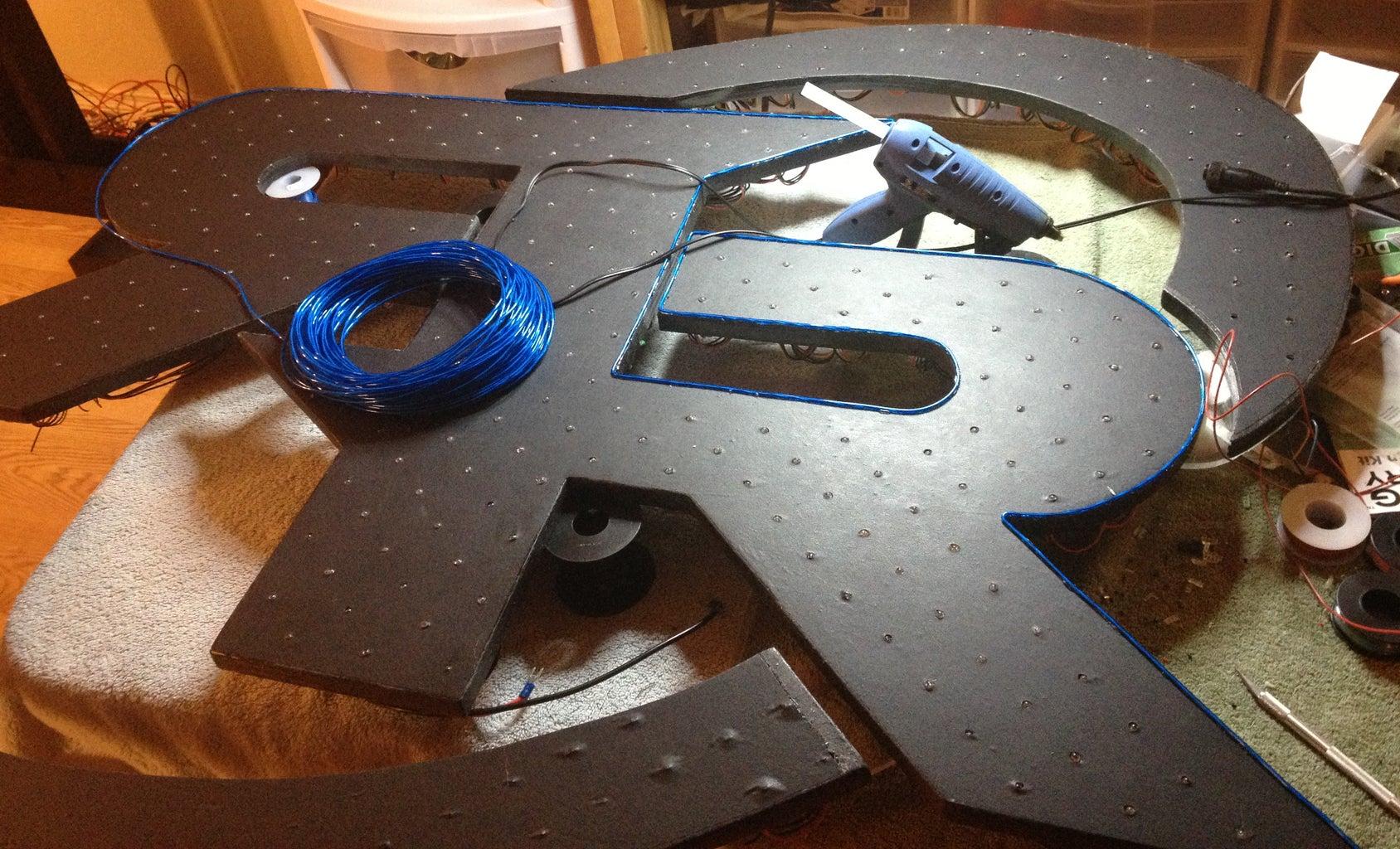 EL Wire & More LEDs