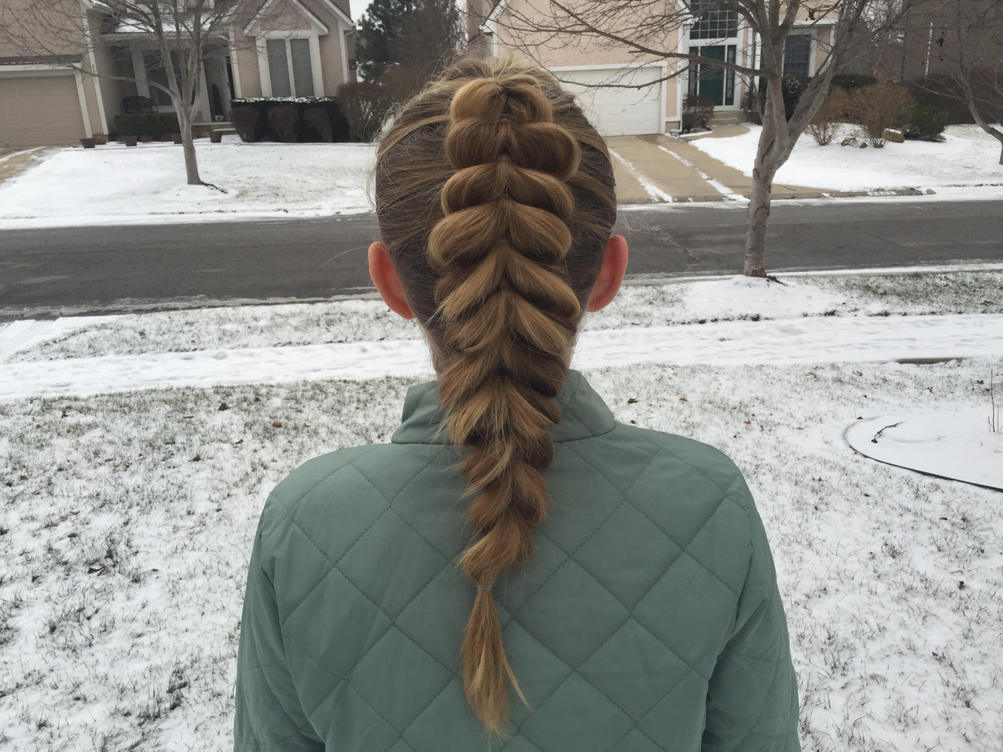Pull-Through Braid | HairByRachel