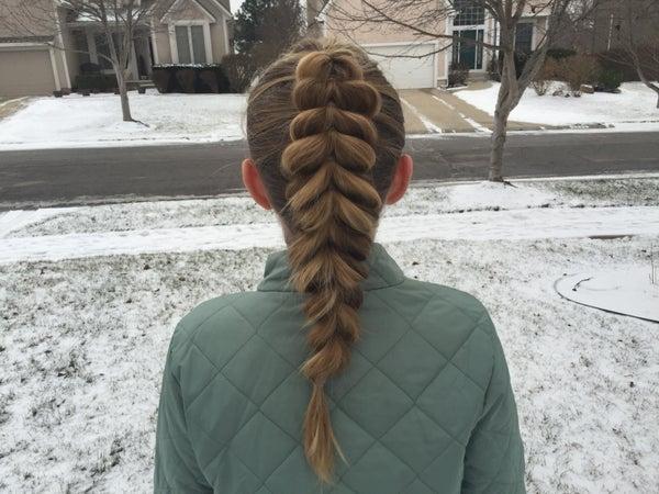 Pull-Through Braid   HairByRachel