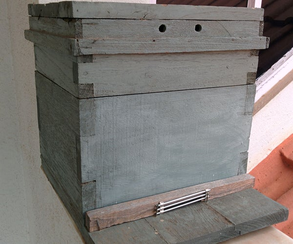 Build a Beekeeper's Hive (Artificial Hive)