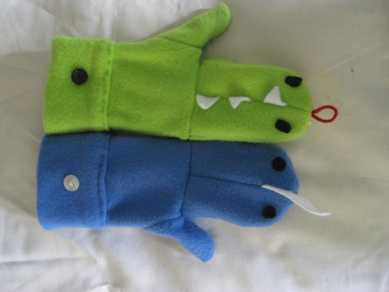 Puppet Gloves/Mittens