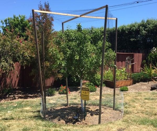 Fruit Tree Cage
