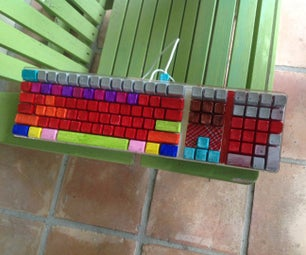 #Sharpify Your Old Keyboard