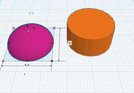 Create the Shape Which Will Hollow Out the Cylinder
