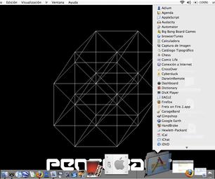 Make a Fake Stack in OS X 10.4