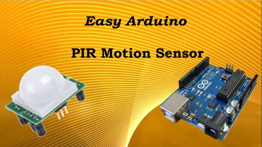Control Light Room With Arduino and PIR Motion Sensor