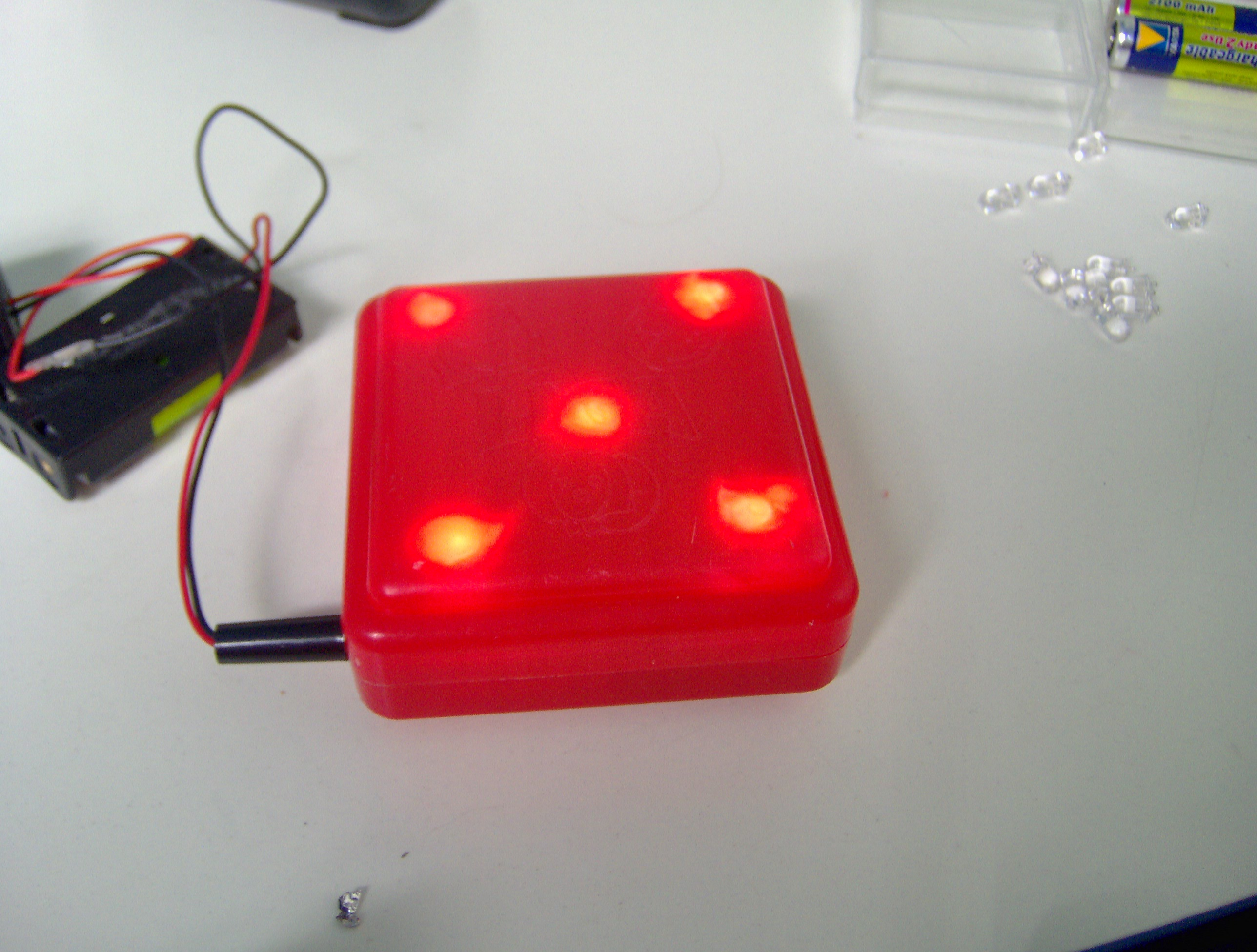Digital Dice: an Arduino project.