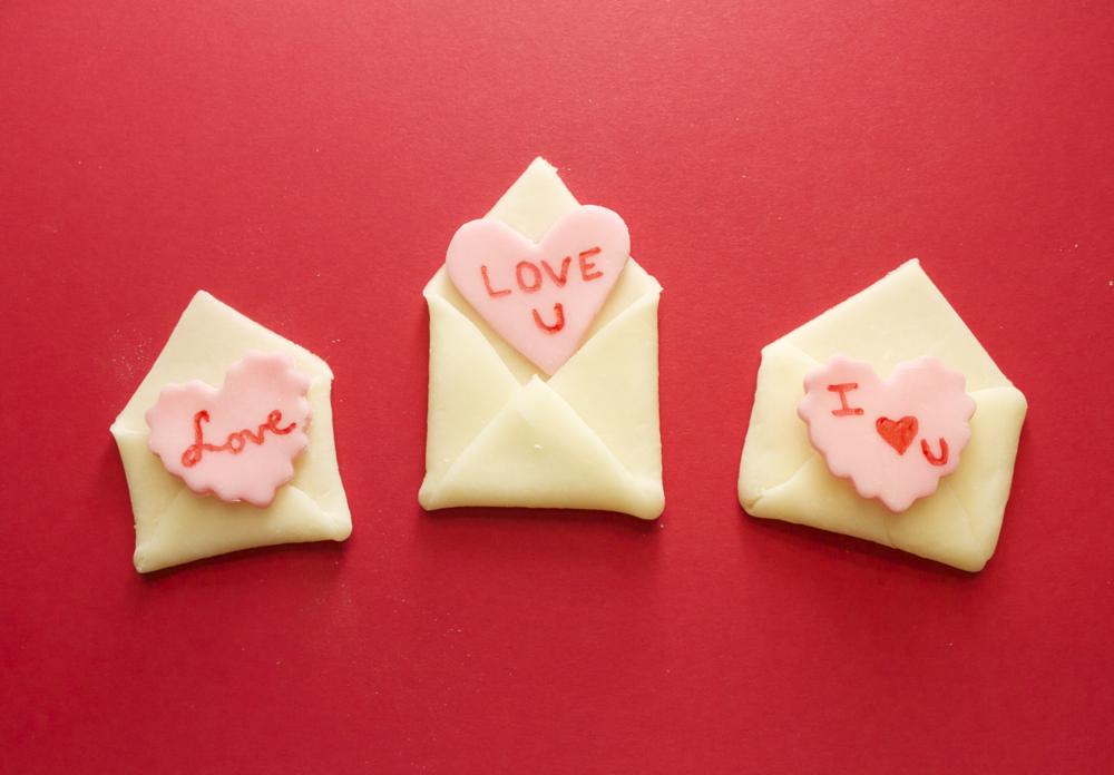 Edible Love Notes