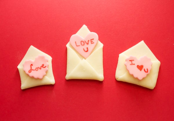 Edible Love Notes