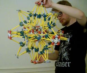 K'nex Expanding Sphere