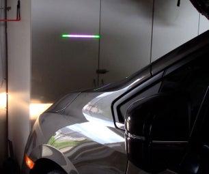 Solar Powered LED Parking Sensor