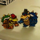 Portable Mario Brothers Scene