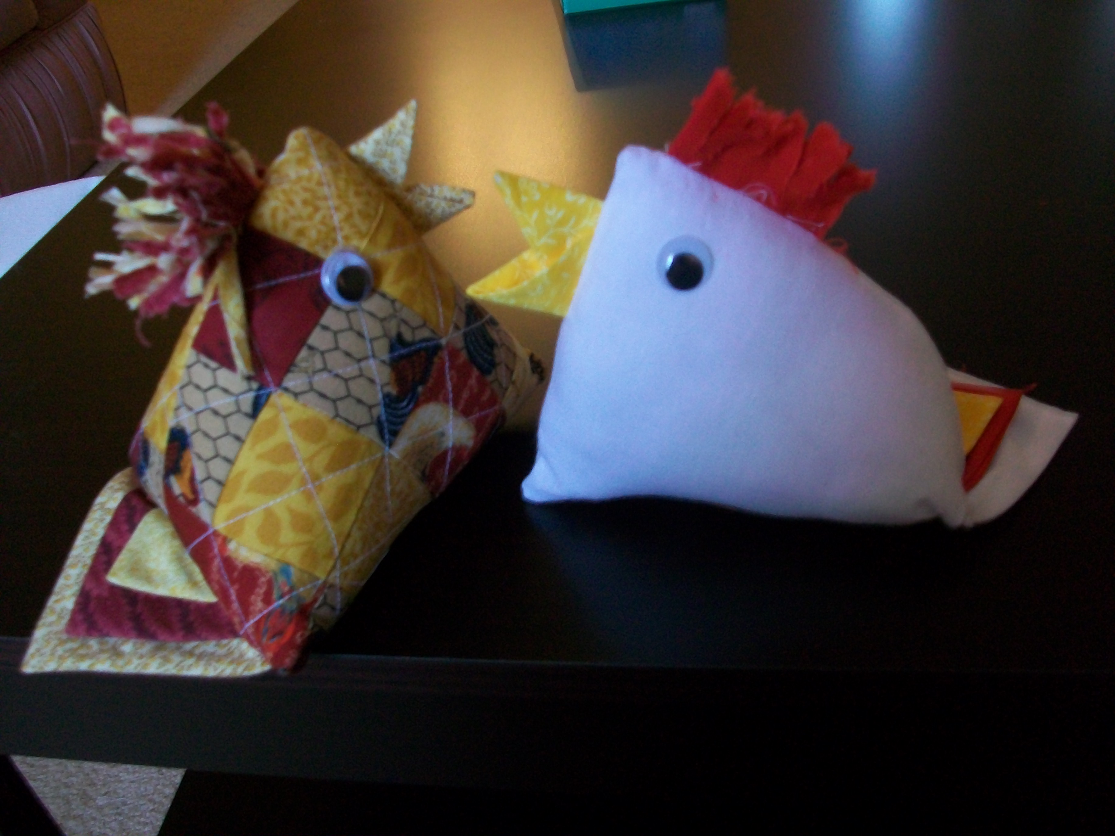 The Chick Pincushion!