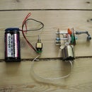 How to control a DC motor to run in both directions