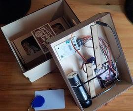 How to Make an Arduino® Based RFID Box Lock