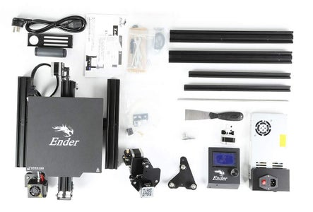 Ender 3 Pro: Initial Setup and Recommended Prints