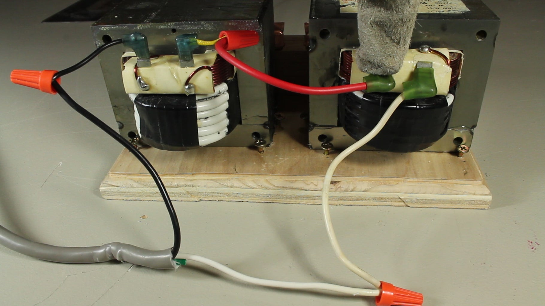 Wiring the Electrical System