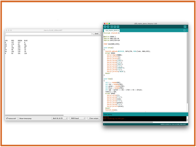Simple Serial Monitor Debugging for Arduino IDE
