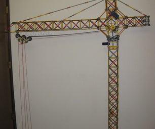 K'nex Tower Crane