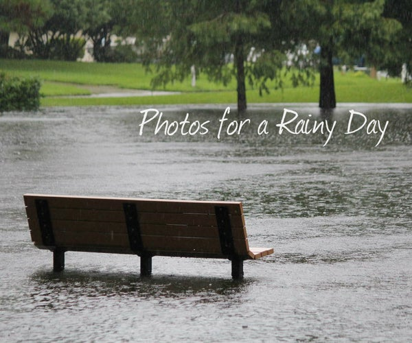 Photos for a Rainy Day: Inclement Weather Photography