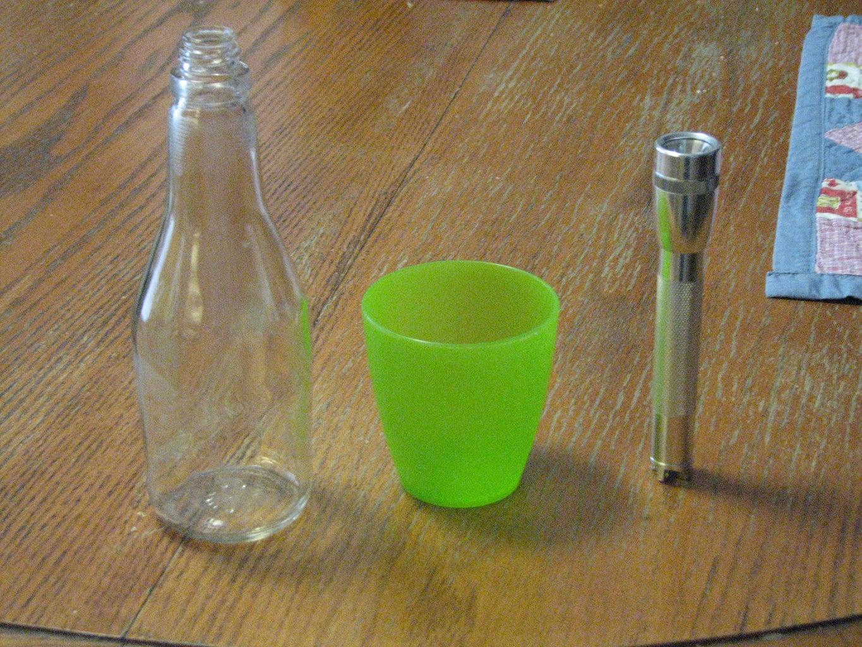 Minimag Bottle Lamp