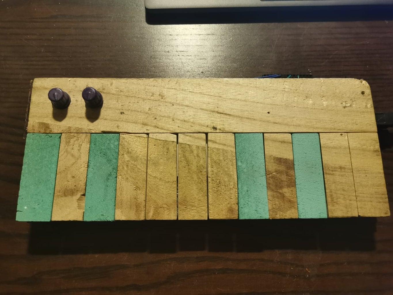 MIDI WOOD
