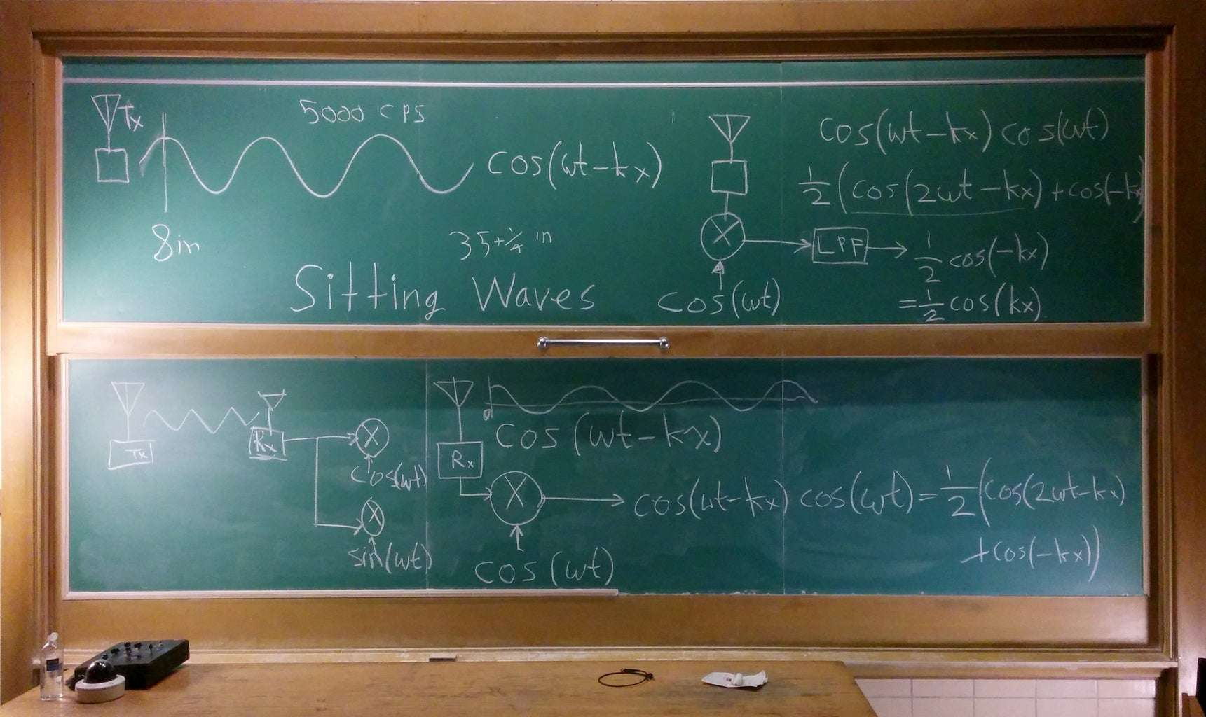 """Measure the Speed of Sound (or Speed of Light, or Speed of Gravitational Waves, Etc.), and Make the Waves """"sit"""" Still"""