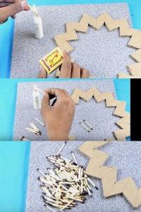 Let's Paste Matchstick!