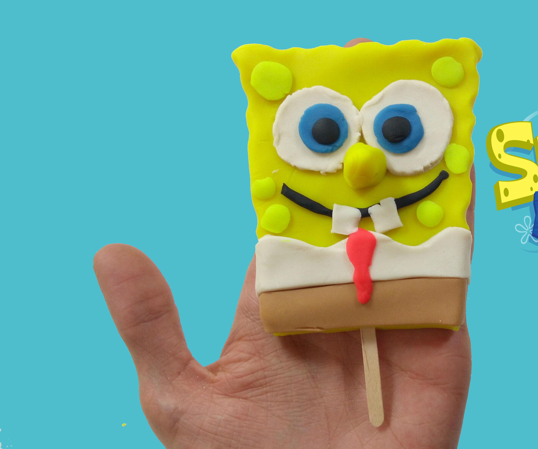How To Make Spongebob SquarePants with Play Doh
