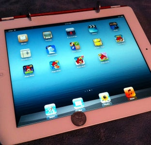 MAGNETIC ATTRACTION ... of an ... IPad 3