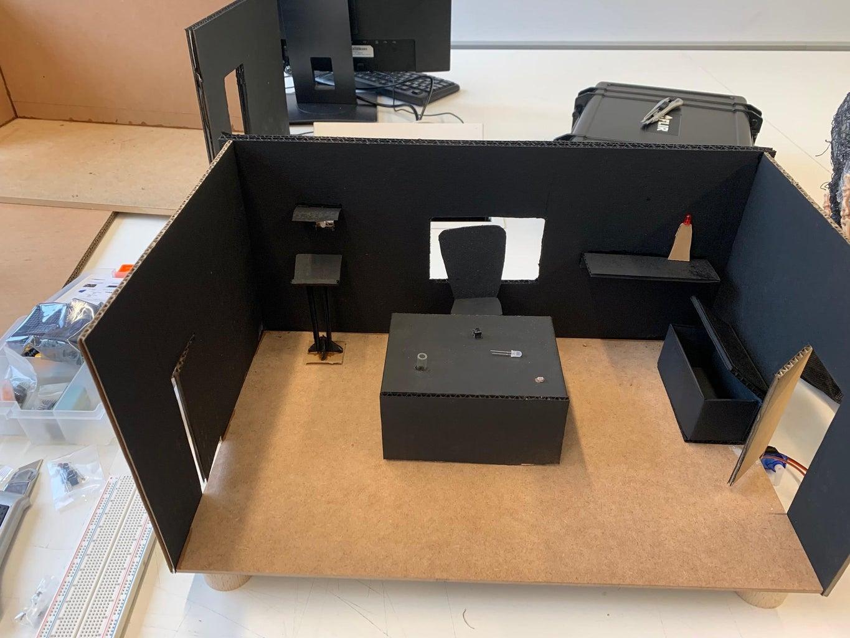 Organize Prototype
