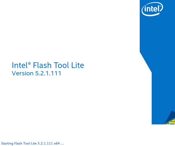 Intel Edison Guide: Flashing Linux Image With the New Flash Tool Lite