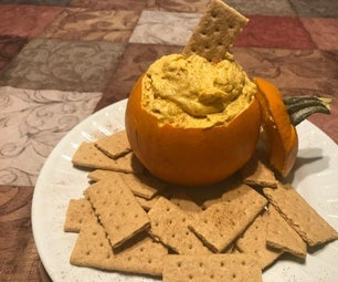 Perfect Pumpkin Dip