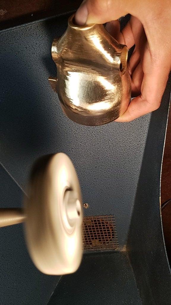 Grinding/polishing