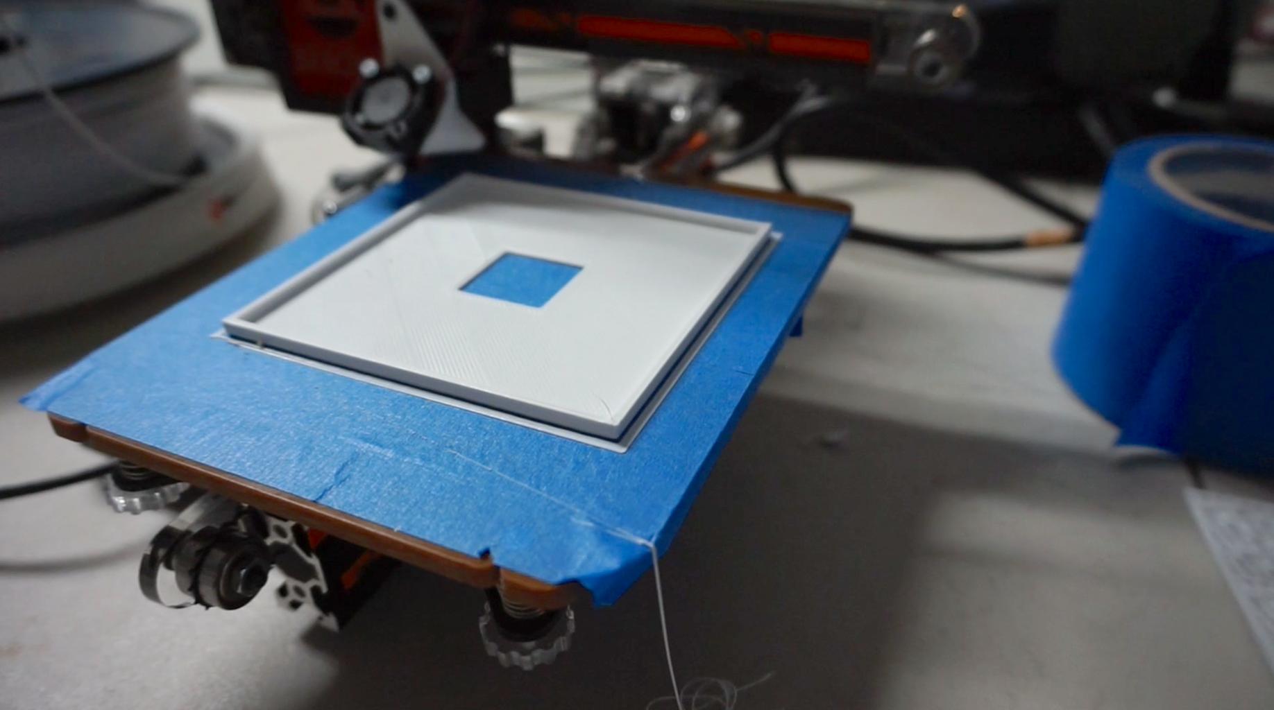 Printing the Shade