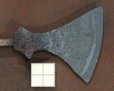 Finish-forging the Blade to Thickness and Profile