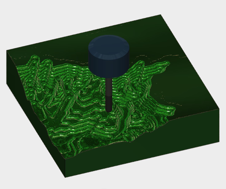 3D Milling CAM Setup - Fusion 360