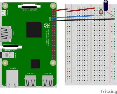 Configuring and Testing the LDR Sensor