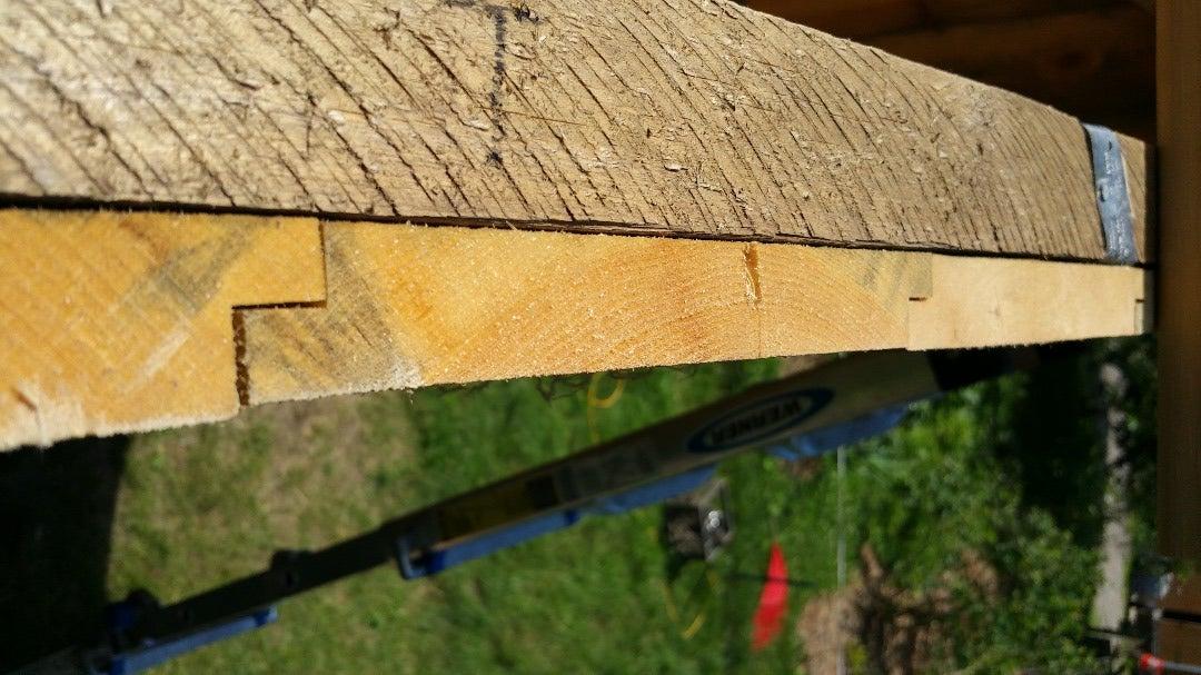 Installing the Sheathing